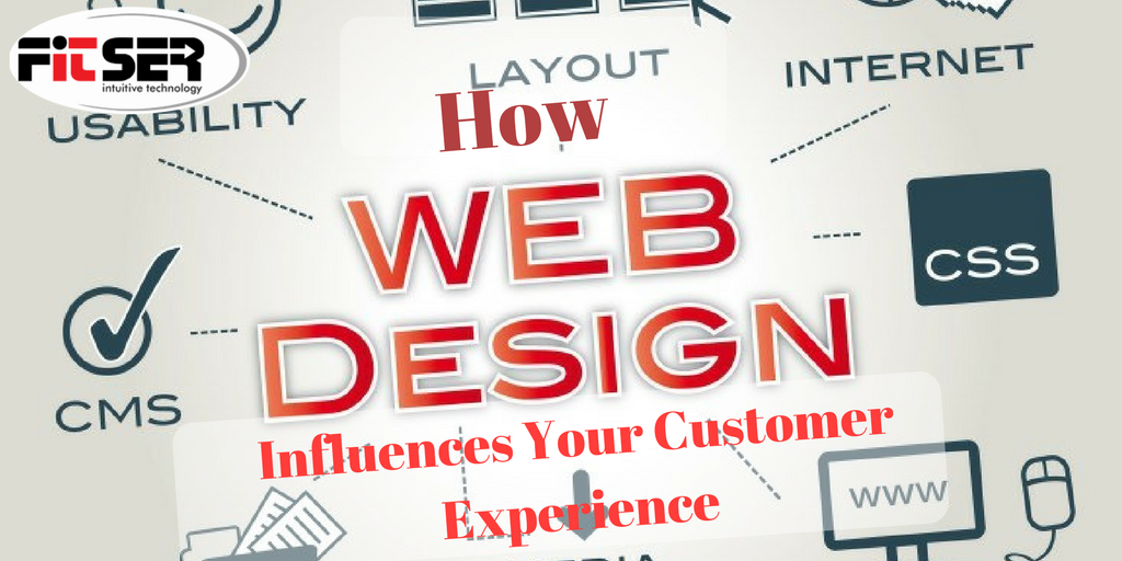 How Web Design Influences Your Customer Experience