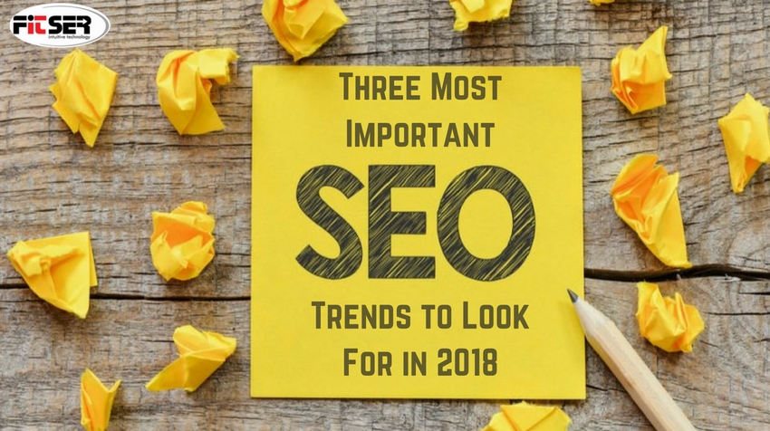Most Important SEO Trends 2018