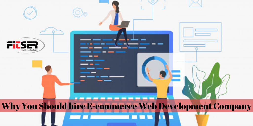 ecommerce website development company USA